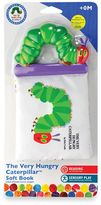 Eric Carle Caterpillar Soft Book with Plastic Spine