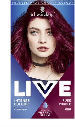 Schwarzkopf Live Colour Intense Colour 086 Pure Purple