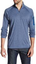 Robert Graham Kingman Long Sleeve Tailored Fit Knit Shirt