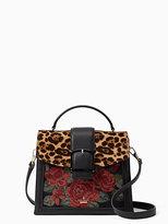 Kate Spade Crawford street leopard-print shellie