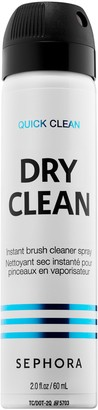 Sephora COLLECTION - Dry Clean Instant Dry Brush Cleaner Spray