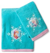 Disney Frozen 2-pc. Towel Set - Lite Blue