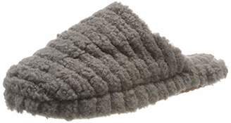 Esprit Women's Kylo Mule Open Back Slippers, (Dark Grey 020)