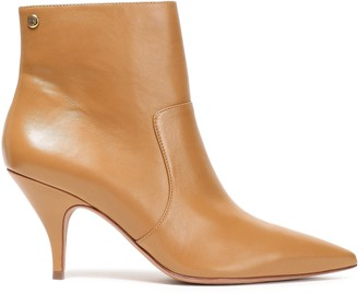 Tory Burch Georgina Leather Ankle Boots