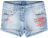 Miss Blumarine Denim shorts - Item 42599780