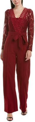 Gracia Lace Jumpsuit