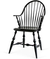 O&G Studio Fox Point Armchair, Black