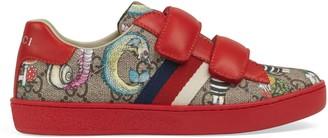 Gucci Children's Ace Yuko Higuchi sneaker