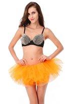 Dressystar Women's Adult Tulle Tutu Ballet Dance Fluffy Skirt Assorted Colors