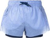 Lndr - short sports shorts - women - Polyamide/Spandex/Elastane - XS