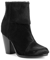 Rag and Bone Rag & Bone Newbury Boot in Black Pony