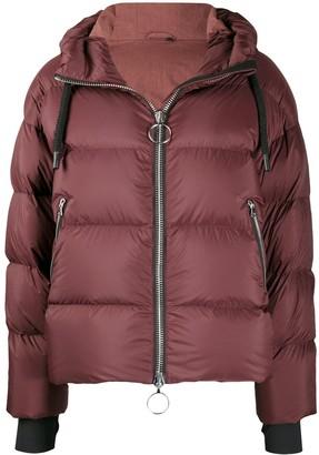 Ienki Ienki Dunno padded hooded jacket