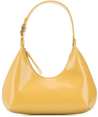 BY FAR Baby Amber Semi-Patent bag