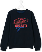 Bugatti Kids graphic print sweatshirt