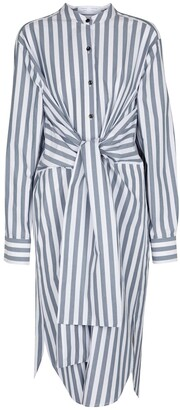 Proenza Schouler White Label cotton shirt dress
