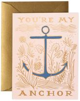 Rifle Paper Co. My Anchor Card