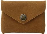 Filson Rugged Suede Snap Wallet Wallet Handbags