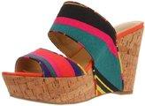Nine West Women's Larysa Wedge Sandal
