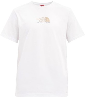 The North Face Fine Alpine Equipment Cotton-jersey T-shirt - White