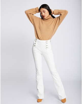 Morgan Straight High Waist Jeans