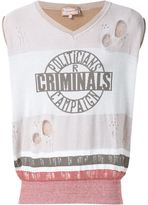 Vivienne Westwood 'Criminals' top