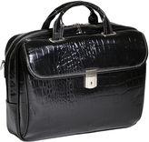 McKlein McKleinUSA Servano 13.3 Leather Tablet Briefcase