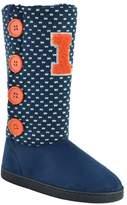 NCAA Women's Illinois Fighting Illini Button Boots