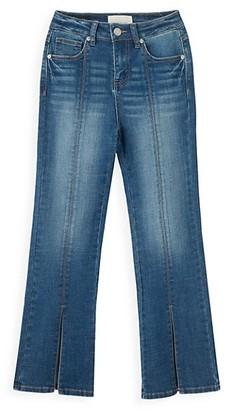 Habitual Girl's Amira Split-Cuff Jeans