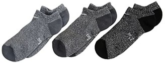 Nike Performance Cushioned Dri-Fit No Show Training Socks 3-Pair Pack (Little Kid/Big Kid) (Multicolor) Kids Shoes