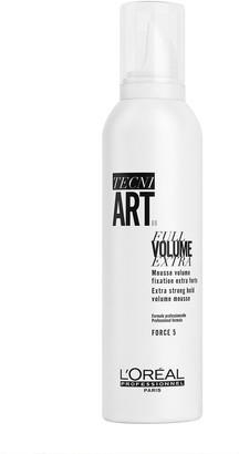 L'Oreal Tecni. Art Full Volume Extra Strong Hold Volume Mousse 250Ml