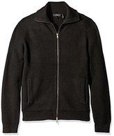 Theory Men's Ronzons Cashwool Full Zip Cardigan Sweater