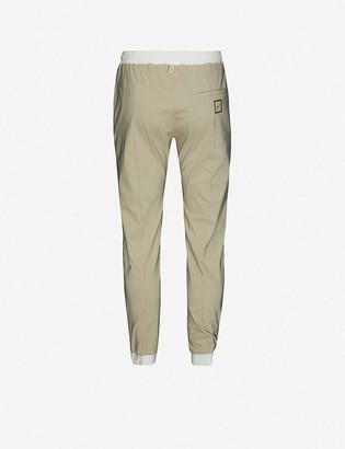 Prevu Salvatore slim-fit woven jogging bottoms