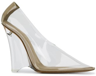 Yeezy Transparent Pumps