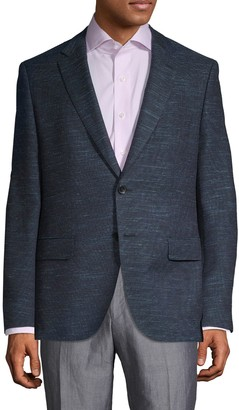 HUGO BOSS Jestor Classic-Fit Tweed Jacket