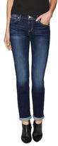 Joe's Jeans Mid-Rise Faded Straight Jean