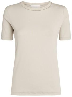Fabiana Filippi Chain-Embellished T-Shirt