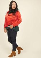 ModCloth Karaoke Songstress Jeans in Ankle Length - 1X-3X in 1X