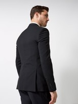 Burton Menswear London Burton Essential Slim Suit Jacket - Black