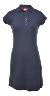 Tommy Jeans Navy Cotton Dresses