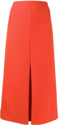 Victoria Beckham Box Pleat Skirt