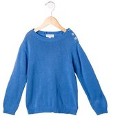 Rachel Riley Boys' Button-Accented Knit Sweater
