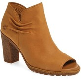 Timberland Women's Glancy Peep Toe Bootie