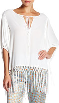 Clover Canyon Fringe Blouse