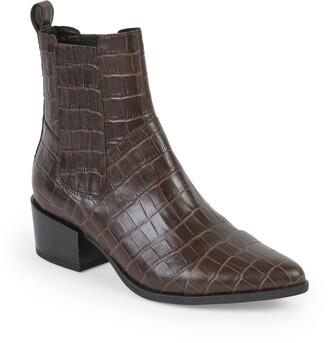 Vagabond Shoemakers Vagabond Marja Cap Toe Bootie