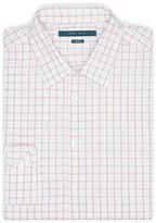Perry Ellis Non-Iron Multicolor Check Shirt