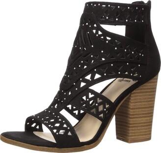 Fergie Fergalicious Women's Vellum Heeled Sandal