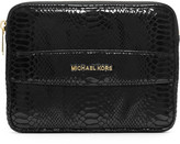 MICHAEL Michael Kors Mini Tablet Clutch Bag, Black