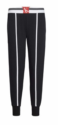 Calvin Klein Women's One Sock Lounge Jogger Sweatpant