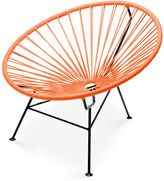 Mexa Sayulita Lounge Chair, Tangerine