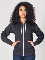 American Apparel F497 - Unisex Flex Fleece Zip Hoodie
